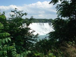 o que se espera ver em Niagara Falls
